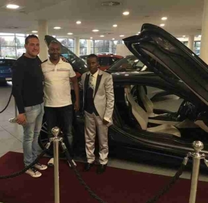Controversial Pastor Mboro Almost Lost His Flashy Sports Car Of R2Million (Photos)
